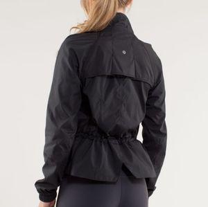 lululemon athletica Jackets & Coats - Lululemon Rare Run: Travel to Track Jacket  Black